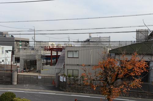 竹鼻中学校武道場