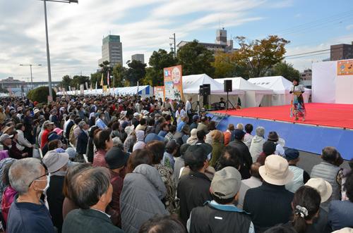 ぎふ羽島駅前フェス2