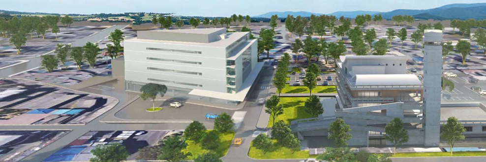 羽島市新庁舎